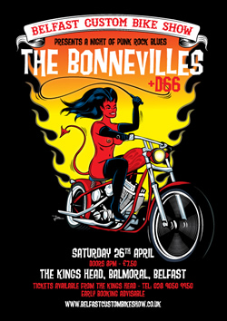 THE BONNEVILLES